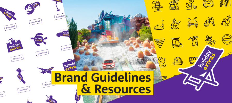 Holiday Extras Brand Guidelines