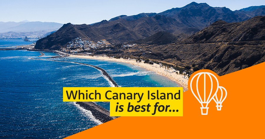 Which Canary Island is best for...
