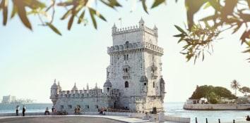 Torre de Belém in Lisbon