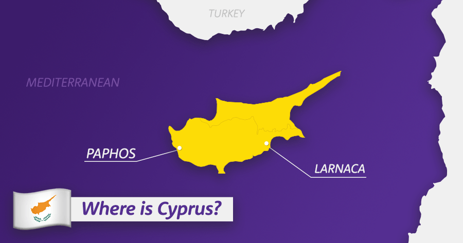 Where is Cyprus?