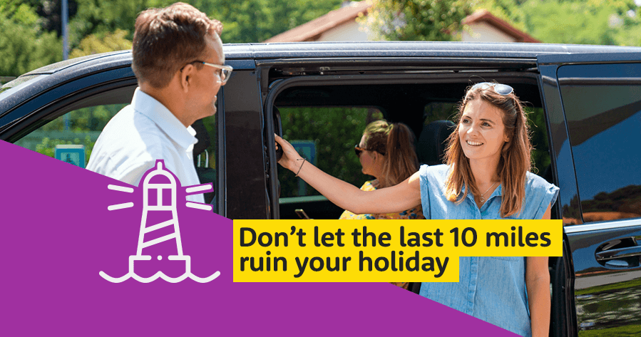 Don't let the last 10 miles ruin your holiday