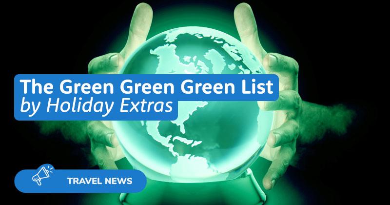 Green Travel List