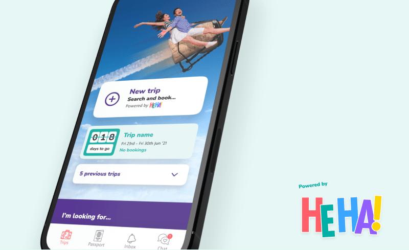 HEHA app image