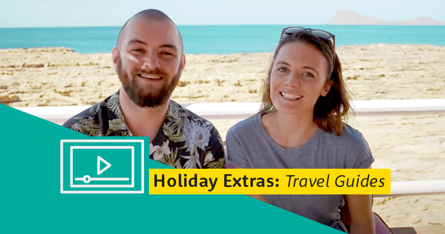 Holiday Extras Travel Guides
