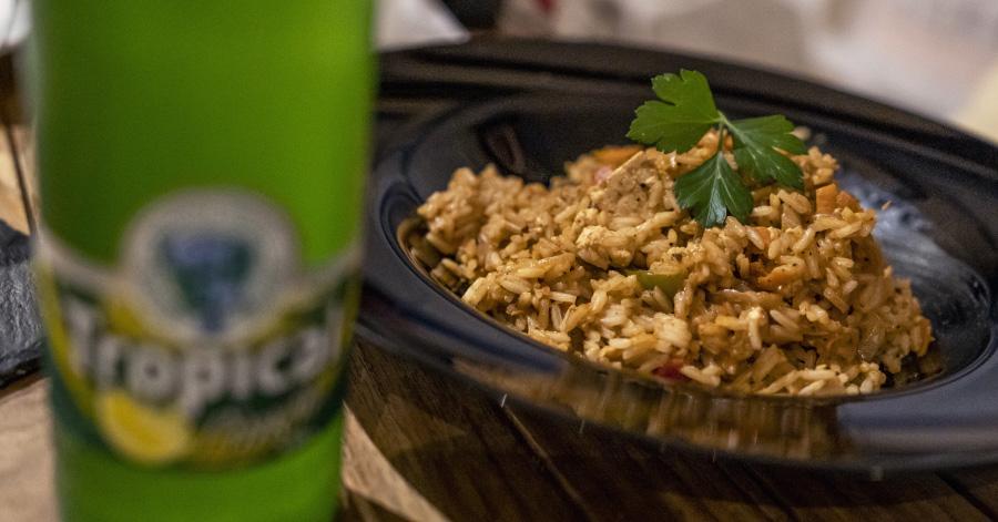 El Sibarita rice bowl