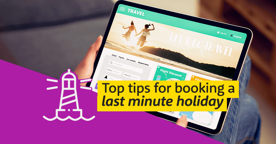 Thinking of booking last minute?