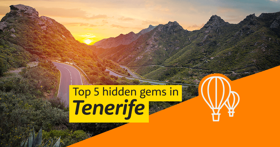 Top 5 hidden gems in Tenerife