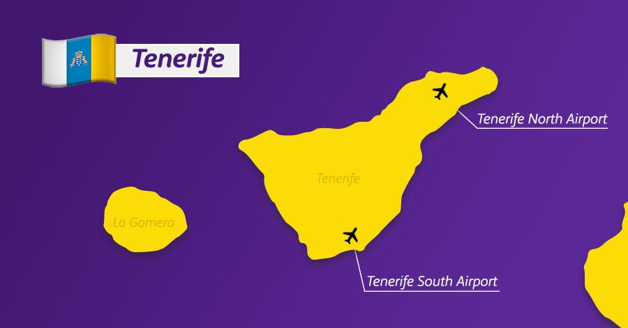 Where is Tenerife?