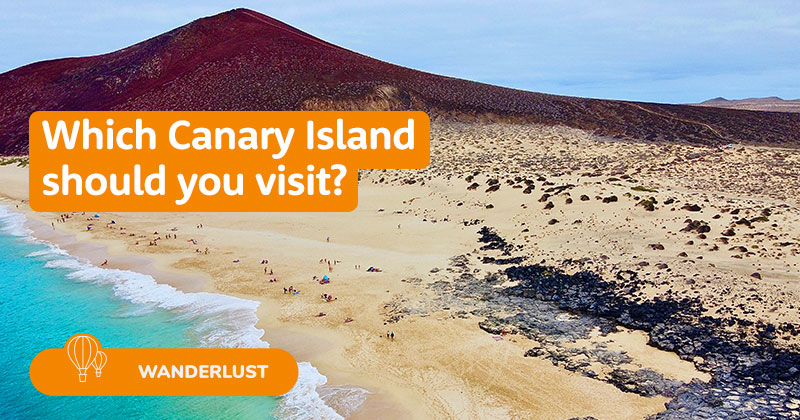 Which Canary Island should you visit?