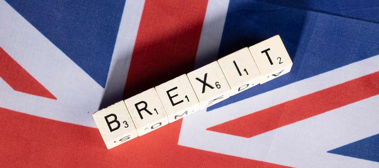 Brexit Word Image