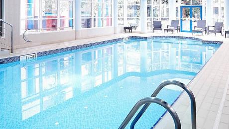 Novotel hotel with LEGOLAND