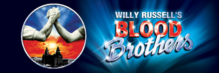 Blood Brothers The Musical Banner