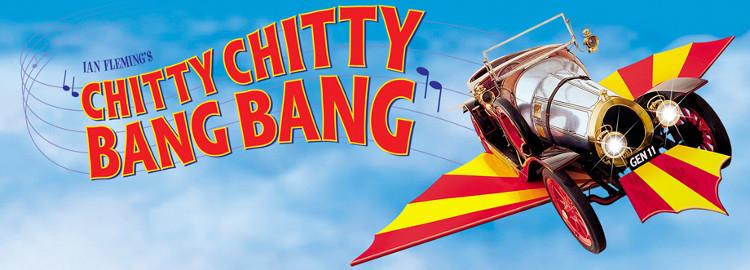 Chitty Chitty Bang Bang the musical