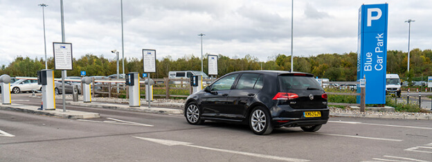 Short Stay Parking at Stansted Airport