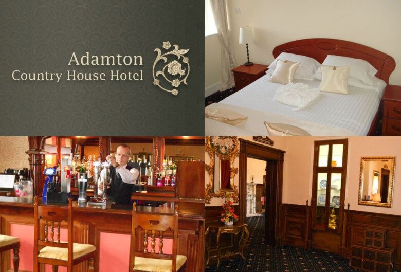 Adamton Country House Hotel