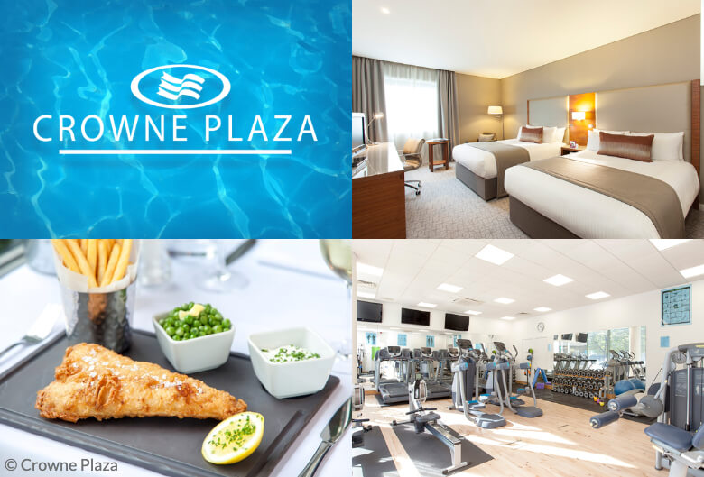Crowne Plaza London City Airport