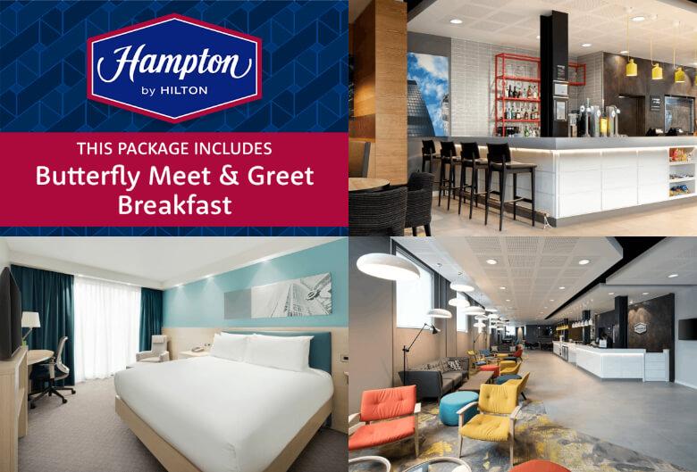 Hampton by Hilton London City Airport
