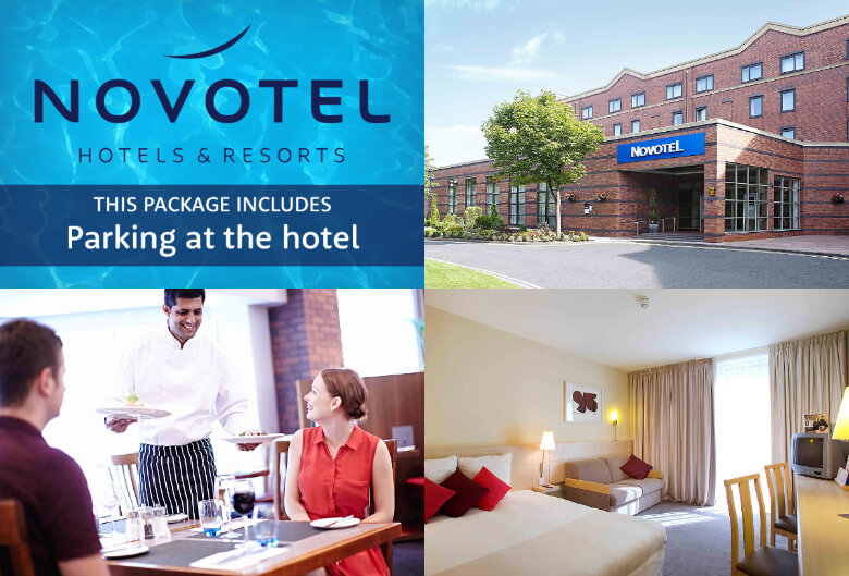 Novotel Hotel Newcastle Airport