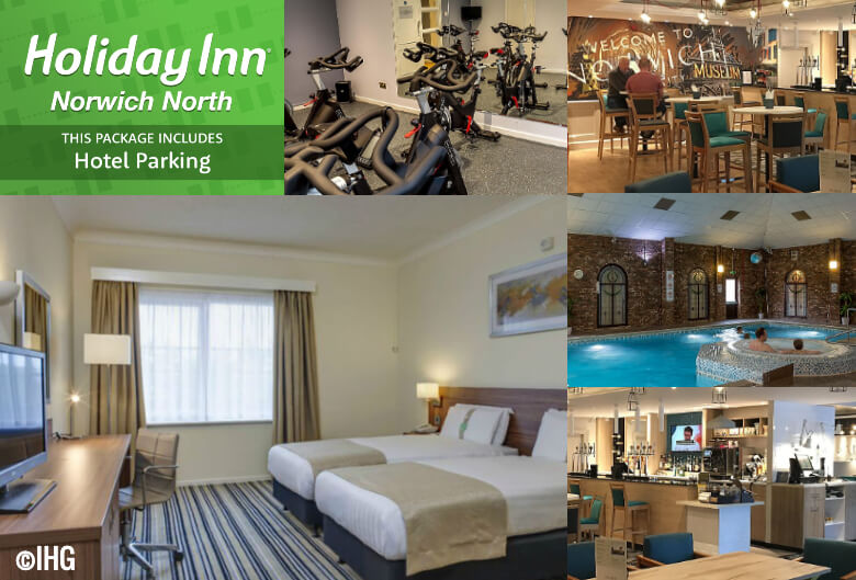 Holiday Inn Norwich Airport North
