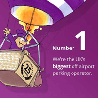 Heathrow Parking Purple Parking
