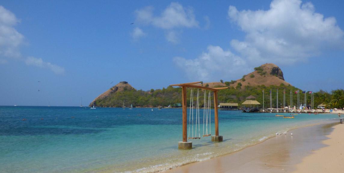 Pigeon Island, St Lucia