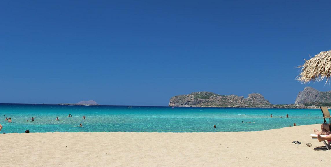 Aegean views in Crete