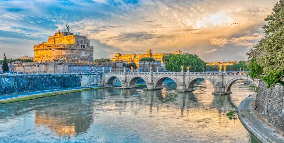 Bridge of Angels, Rome