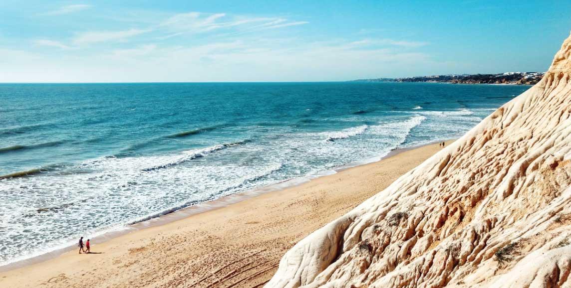 Alfamar Beach, Albufeira