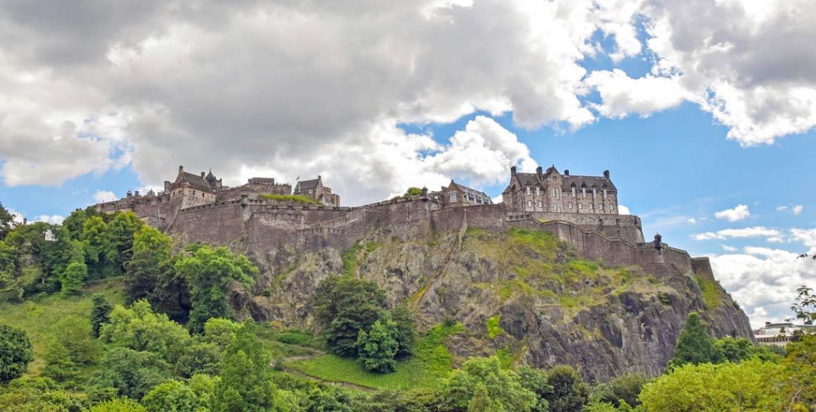 Edinburgh Castle