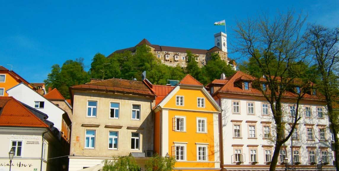Ljbljana Castle