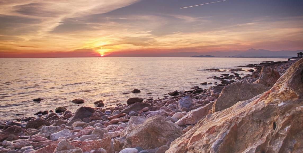 Murcia sunset