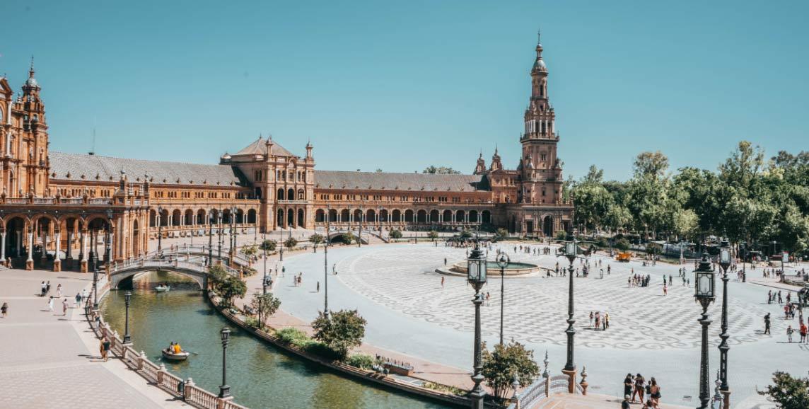 Plaza Espana, Seville