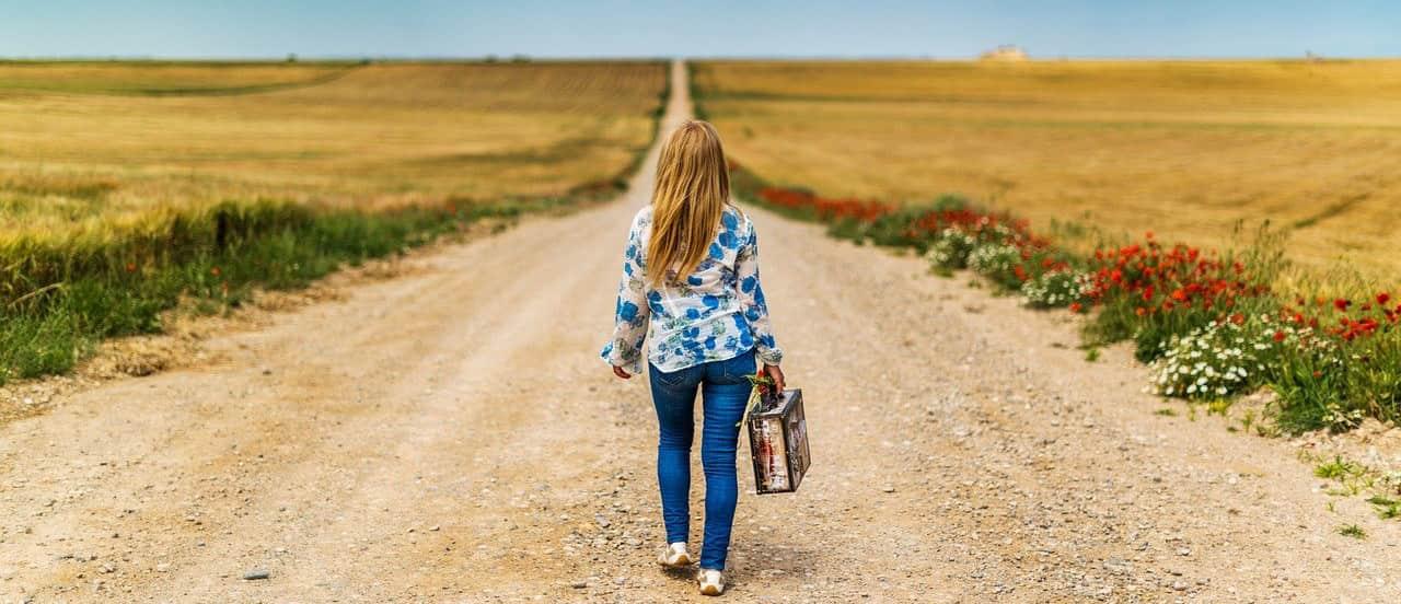Walking 500 miles