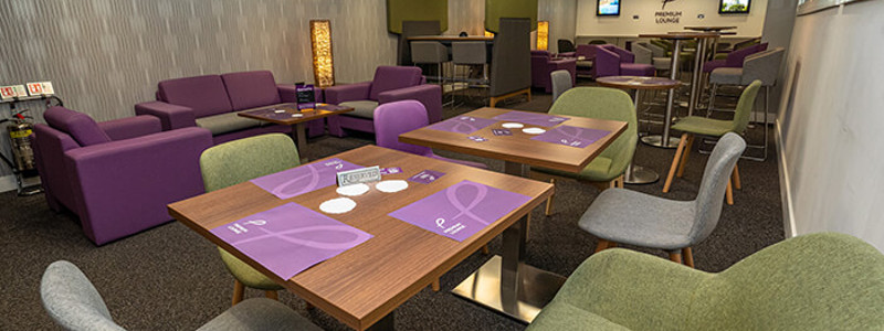 Doncaster Airport Premium Lounge