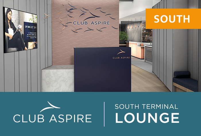 Club Aspire North Lounge