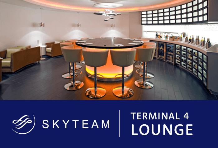 Sky Team Lounge