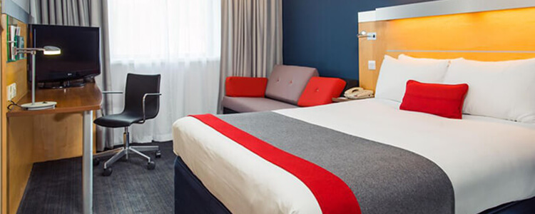 Holiday Inn Express Gatwick airport hotel