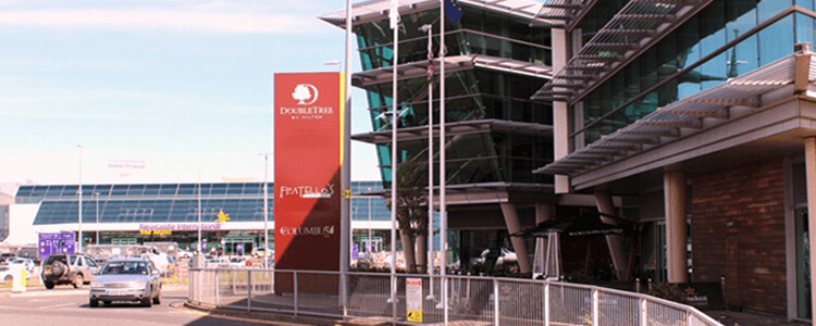 Doubletree by Hilton Newcastle airport hotel
